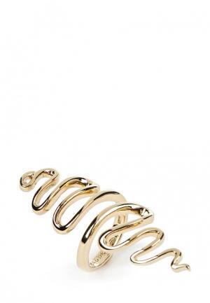 Кольцо Jenavi. Цвет: золотой