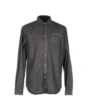 Pубашка RA-RE. Цвет: серый