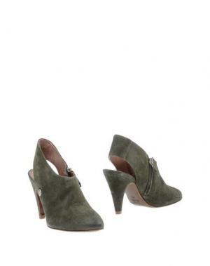 Ботинки MANILA GRACE DENIM. Цвет: зеленый-милитари
