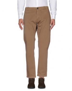 Повседневные брюки ALFONSO RAY. Цвет: хаки