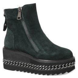 Ботинки  RA0819 темно-зеленый GIANNI RENZI