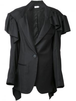 Пиджак Cordie Preen By Thornton Bregazzi. Цвет: чёрный