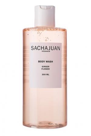 Гель для душа Цветок имбиря, 300 ml Sachajuan. Цвет: без цвета