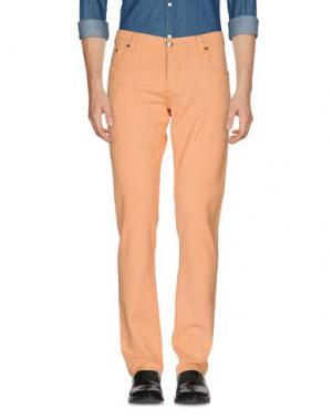 Повседневные брюки NICWAVE. Цвет: оранжевый