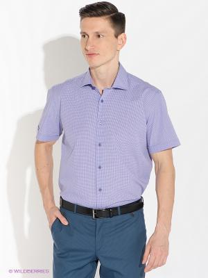 Рубашка Greg Horman. Цвет: сиреневый