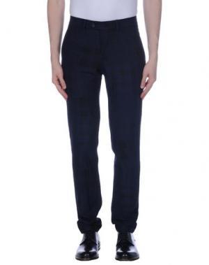 Повседневные брюки EN AVANCE. Цвет: темно-синий