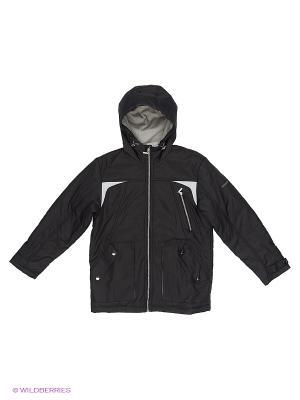 Куртка Devance. Цвет: черный