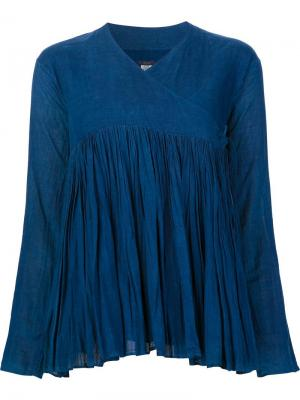 Куртка Rabari Dosa. Цвет: синий