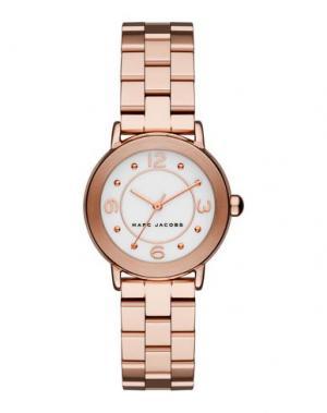 Наручные часы MARC JACOBS. Цвет: медный