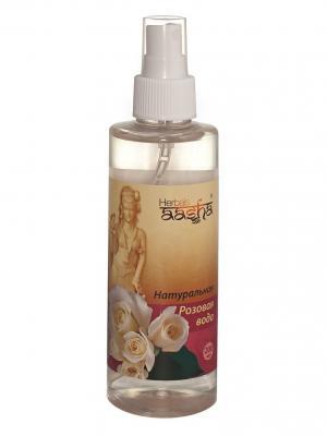 Натуральная Розовая вода (спрей) Aasha Herbals. Цвет: прозрачный
