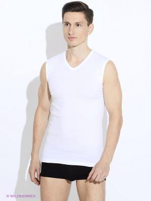 Майки UCS. Цвет: белый