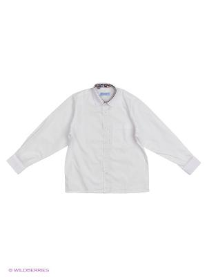 Рубашка Fortunato. Цвет: белый