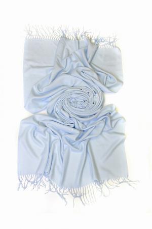 Палантин Frantelli. Цвет: пыльный голубой
