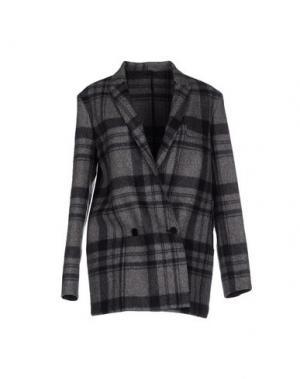 Пиджак N_8. Цвет: свинцово-серый