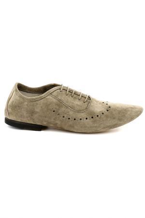 Ботинки Paul Smith. Цвет: бежевый
