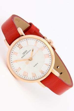 Часы IBSO. Цвет: золото, красный