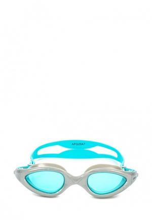 Очки для плавания Joss. Цвет: бирюзовый