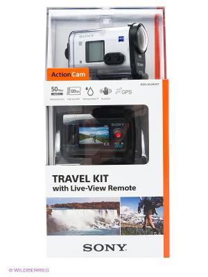 Экшн-камера Sony HDR-AS200VT. Цвет: белый