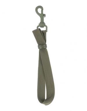 Брелок для ключей DSQUARED2. Цвет: зеленый-милитари