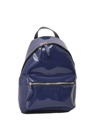 Рюкзак молодежный GOOD BAG. Цвет: синий