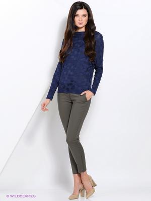 Джемпер Valeria Lux 74320. Цвет: синий