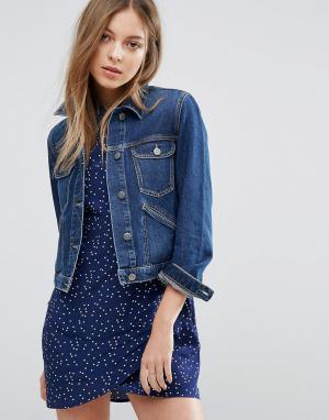 MiH Jeans Джинсовая куртка M.i.h. Цвет: синий