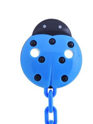 Клипса-держатель для пустышек, 0+, цвет: синий Canpol babies. Цвет: синий