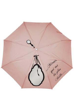 Зонт Chantal Thomass. Цвет: розовый