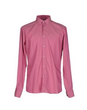 Pубашка JEY COLE MAN. Цвет: светло-фиолетовый