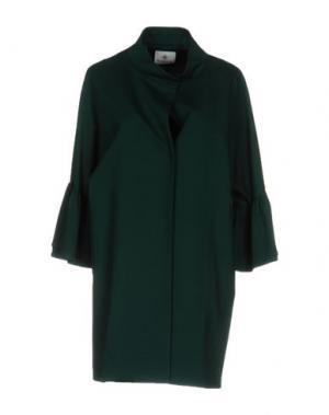 Легкое пальто PIU' &. Цвет: темно-зеленый