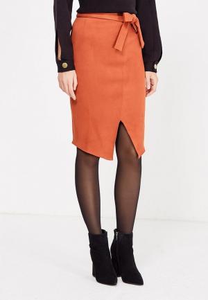 Юбка C.H.I.C.. Цвет: оранжевый