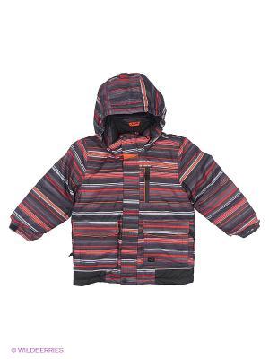 Куртка Jupa. Цвет: красный