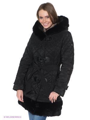 Пальто Discovering. Цвет: черный