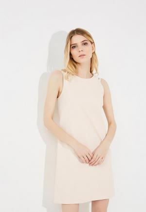 Платье Twin-Set Simona Barbieri. Цвет: розовый