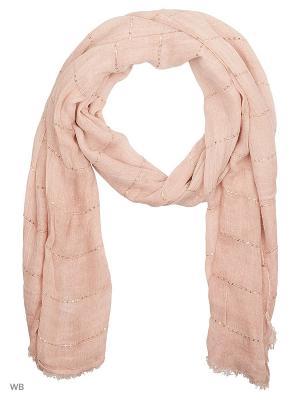Палантин Pur. Цвет: бледно-розовый