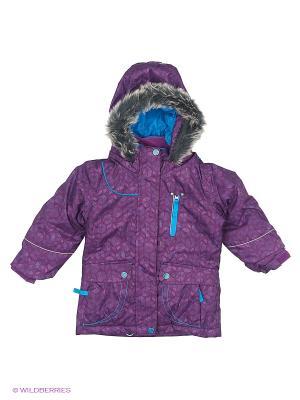 Куртка Jupa. Цвет: фиолетовый