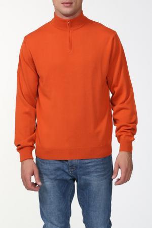Джемпер Ballantyne. Цвет: оранжевый