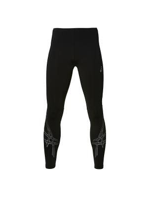 Тайтсы ASICS Stripe Tight. Цвет: черный