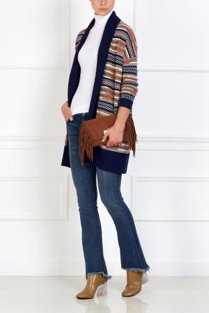 Расклешенные джинсы Current/Elliott. Цвет: синий