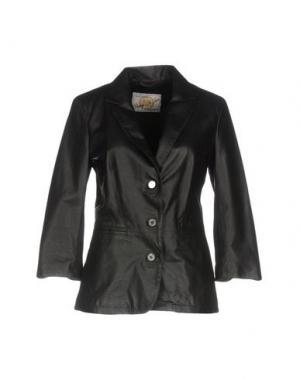 Пиджак VINTAGE DE LUXE. Цвет: черный