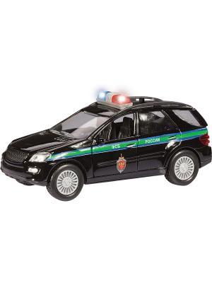 Машина GERMANY ALLROAD ФСБ AUTOTIME. Цвет: черный
