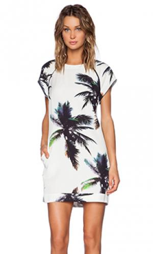 Платье shay SAM&LAVI. Цвет: белый