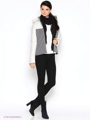 Куртка D`imma. Цвет: бежевый, серый меланж