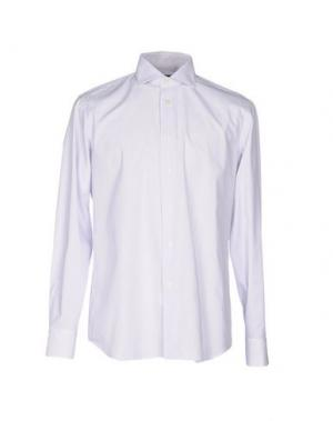 Pубашка ZANETTI. Цвет: фиолетовый