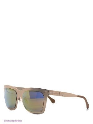 Очки солнцезащитные TM 521S 06 Opposit. Цвет: золотистый