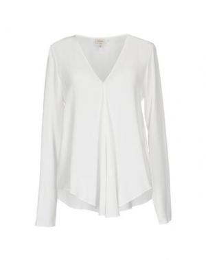 Блузка CHARLI. Цвет: белый