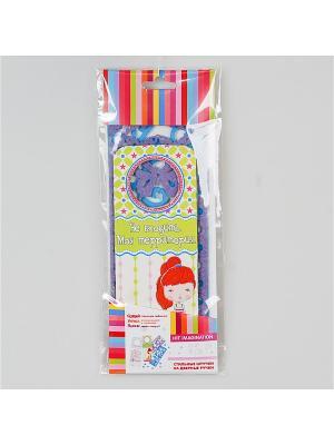 Набор для детского творчества Стильные штучки на дверные ручки HIT IMAGINATION. Цвет: сиреневый