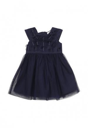 Платье Z Generation. Цвет: синий