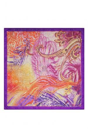 Шелковый платок 160144 P.jovian. Цвет: разноцветный