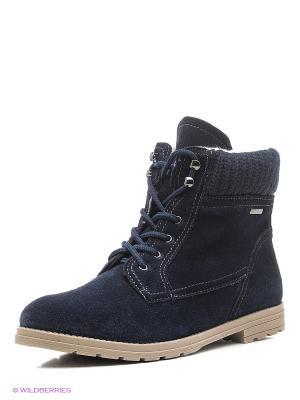 Ботинки Schtosen. Цвет: синий